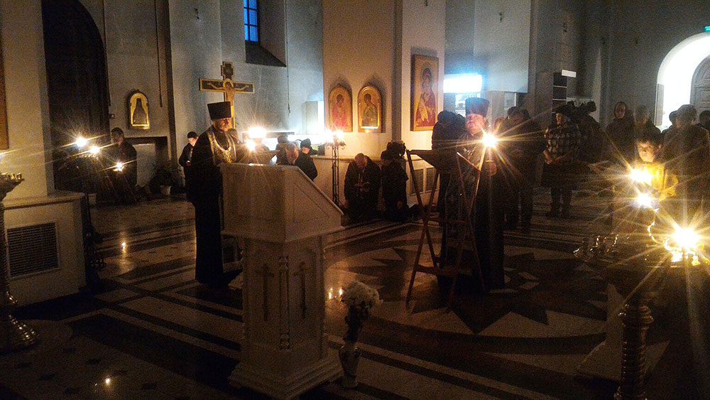 Великий покаянный канон преп. Андрея Критского