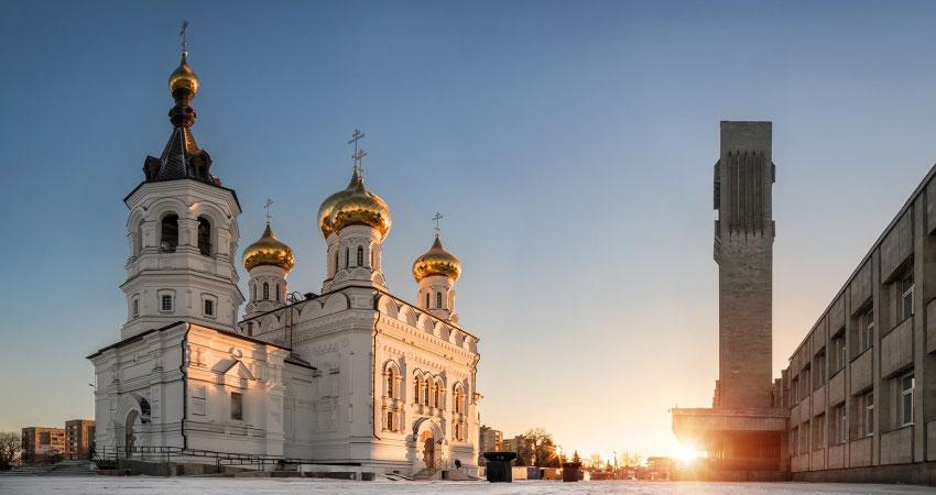 История создания и воссоздания собора