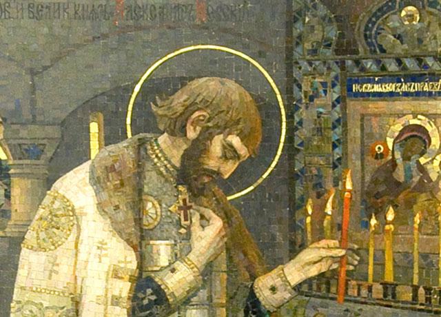 Иконография святого Александра Невского