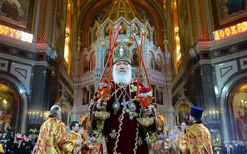 Пасхальное послание Святейшего Патриарха Кирилла 2018