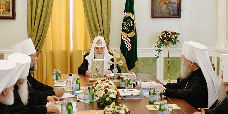Послание Святейшего Патриарха и Священного Синода в связи с Крещением Руси