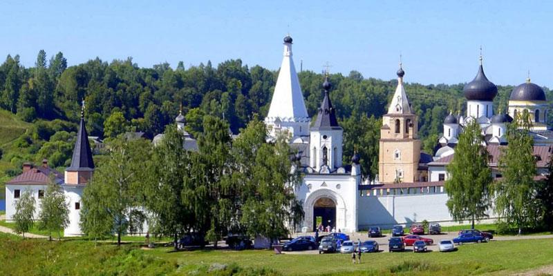 старицкий монастырь