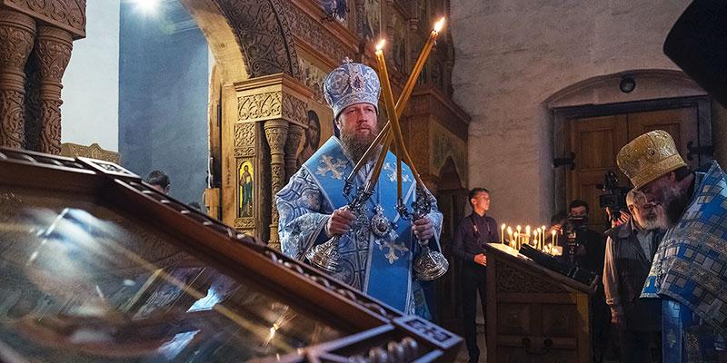 Успение-2018 в Старицкой Свято-Успенской обители