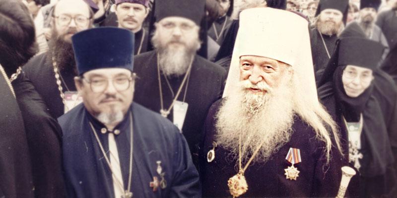 Фильм памяти митрополита Алексия (Коноплева)