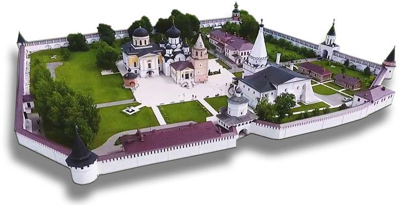 Престольный праздник в Старицком монастыре