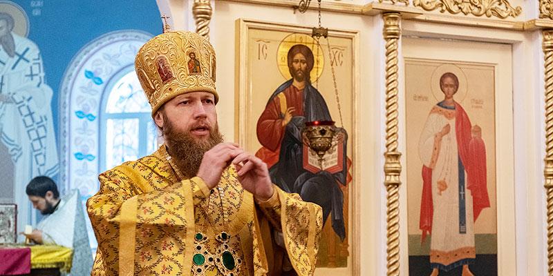 Рождественское послание митрополита Тверского и Кашинского Саввы