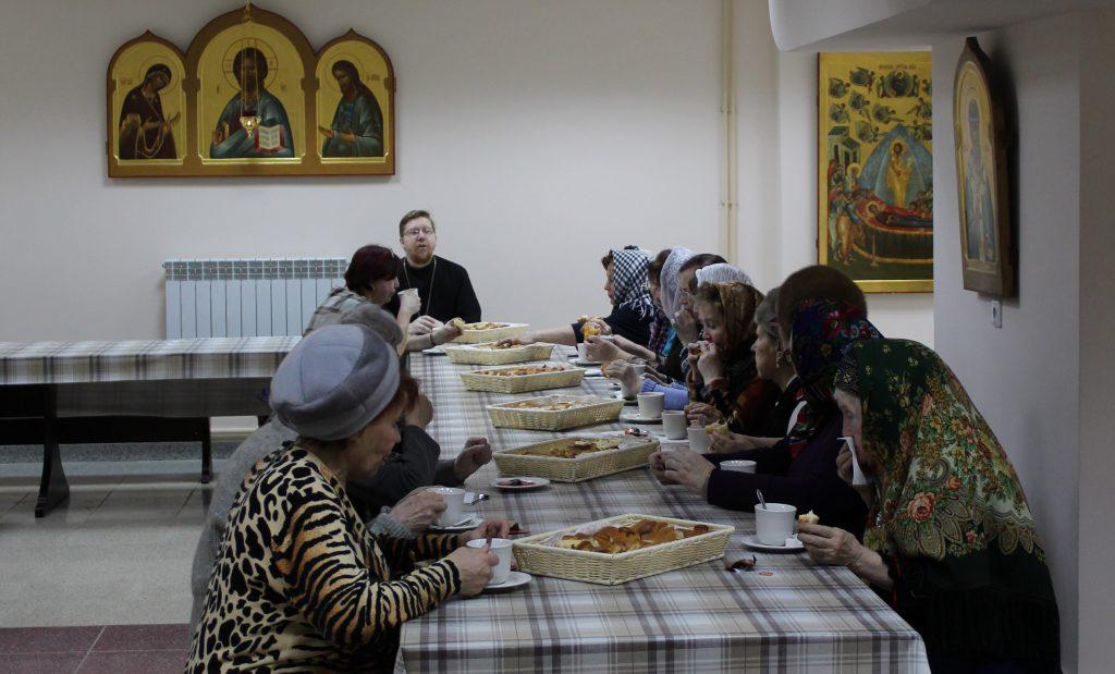 Встреча с ветеранами в рамках празднования 75-летия восстановления движения «Ленинград-Москва»