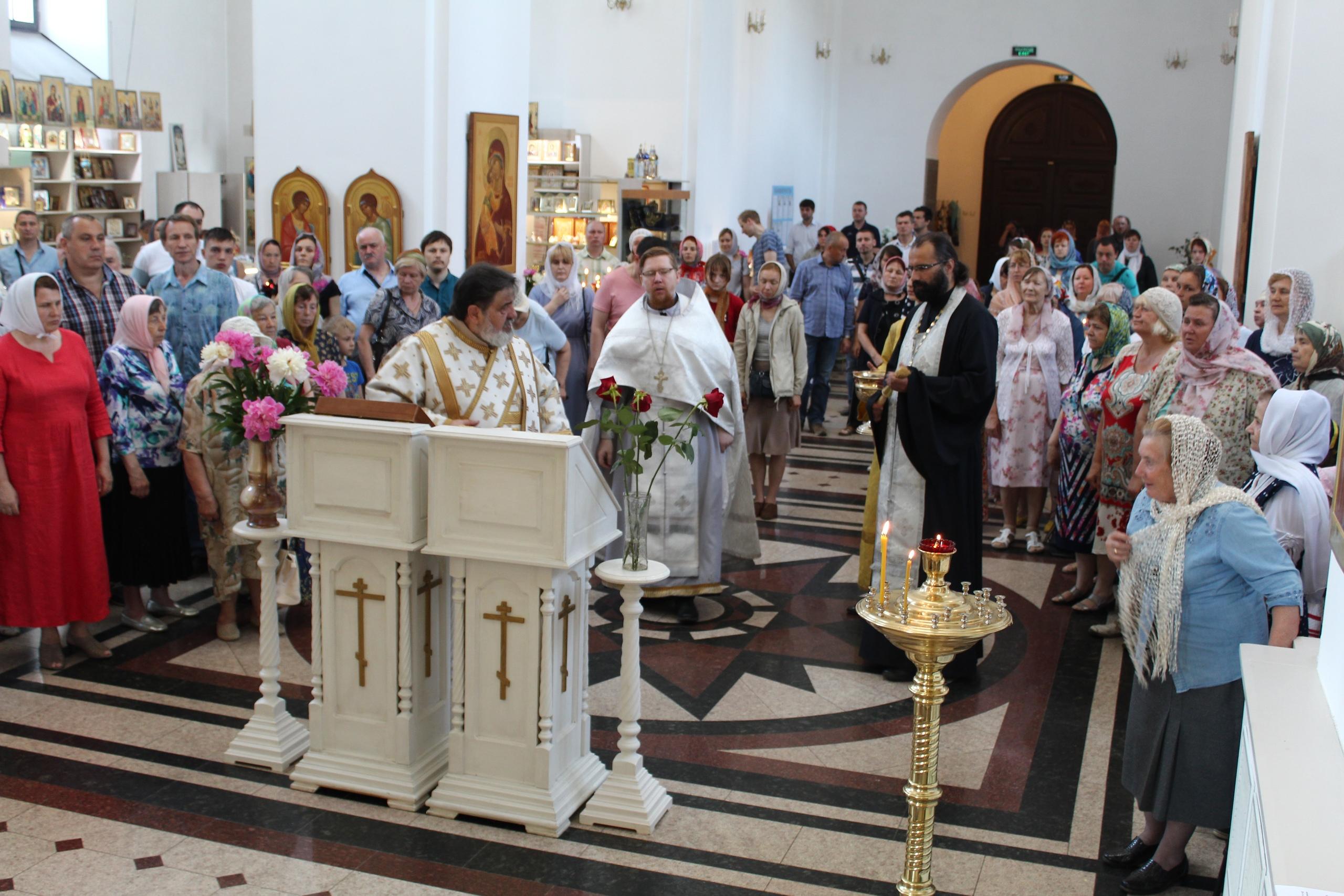 9 июня — день памяти преподобного Нила Столобенского