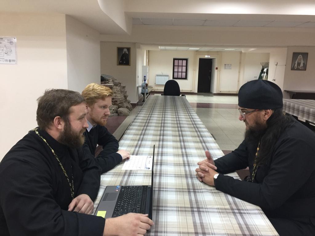 Покровская встреча
