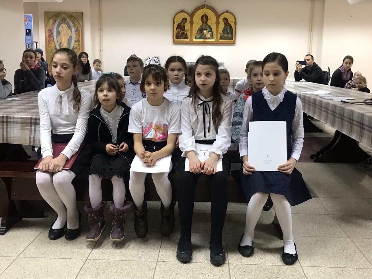Александр Невский глазами детей